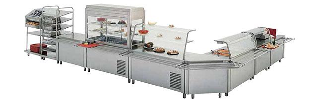 Edenox maquinaria hosteleria mobiliario y cocinas - Mobiliario cocina industrial ...